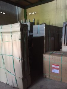 Warehouse Bali to Darwin