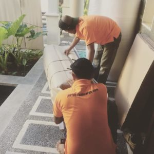 Teamwork Lombok Packing