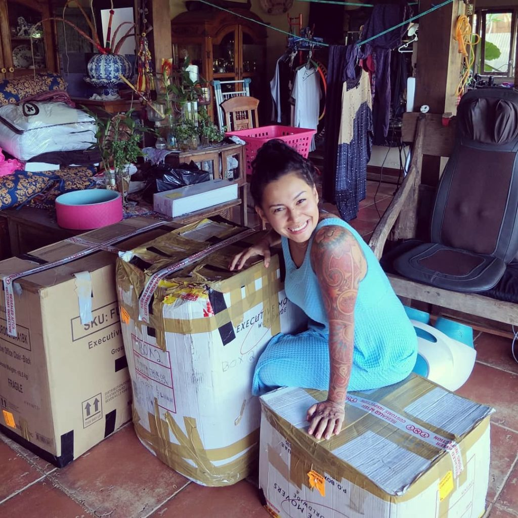 Shipping to Bali