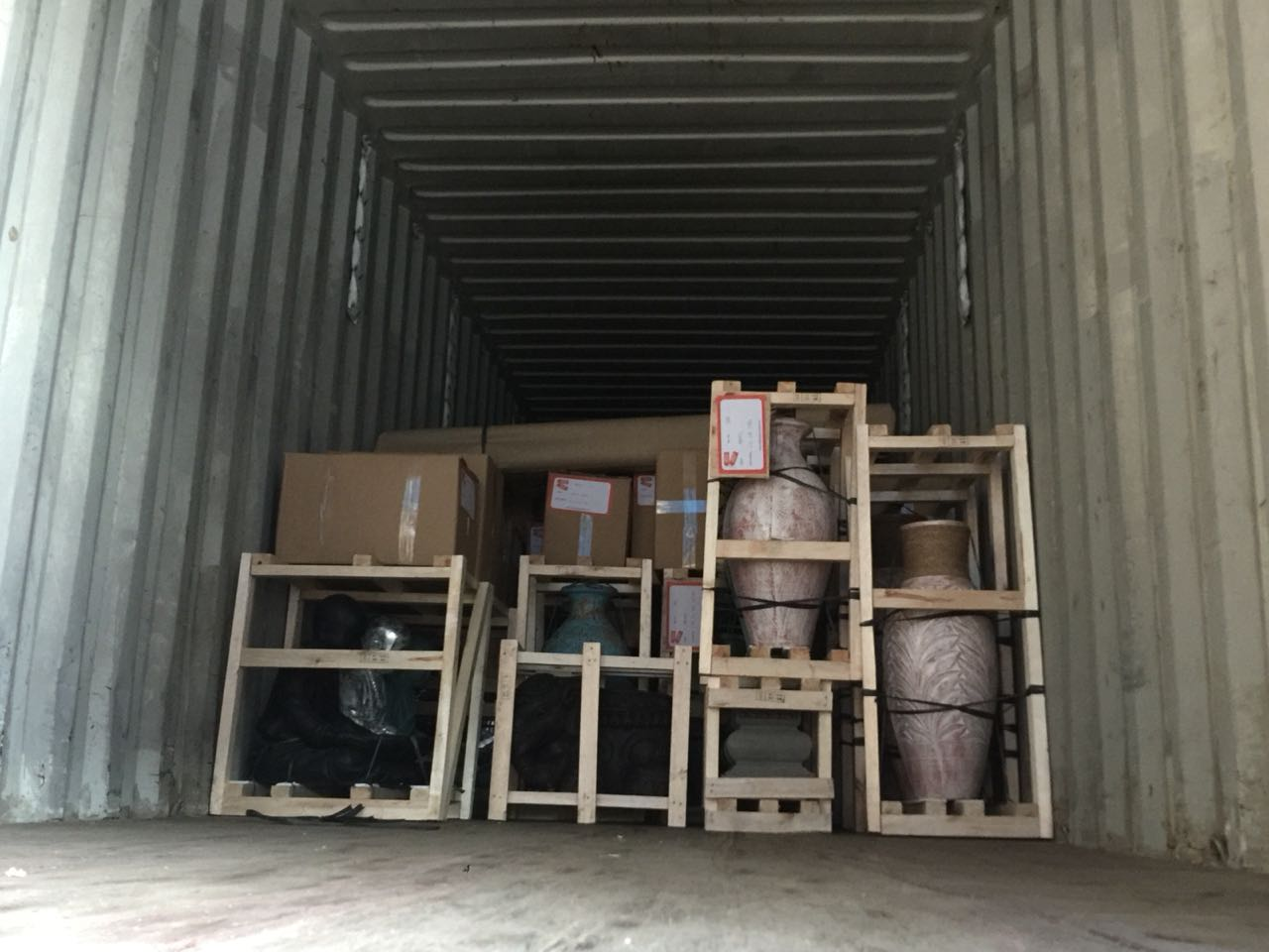 Bali to Fremantle Container