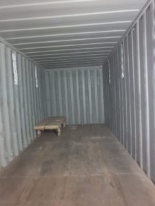 Stuffing container Bali for Mandurah