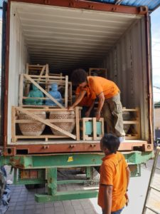 Bali shipping to Fremantle