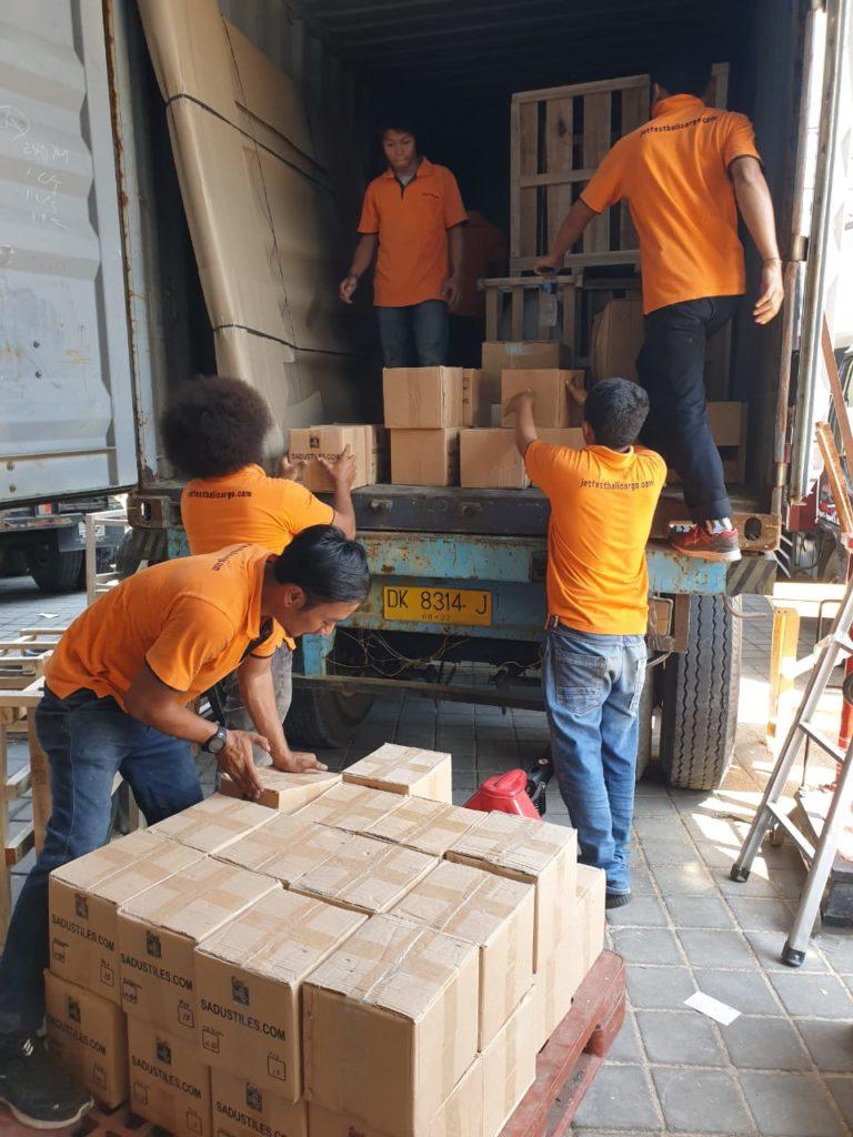 bali sea freight
