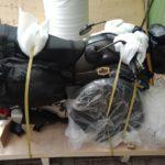 bali motorbike shipping