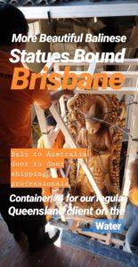 Bali Furniture to Brisbane