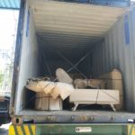 container from bali to Melbourne