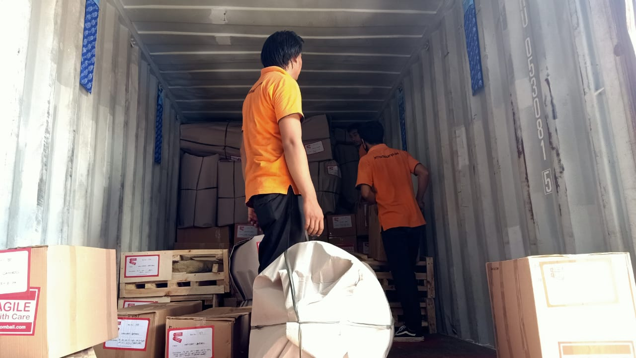 Bali Container to Sydney