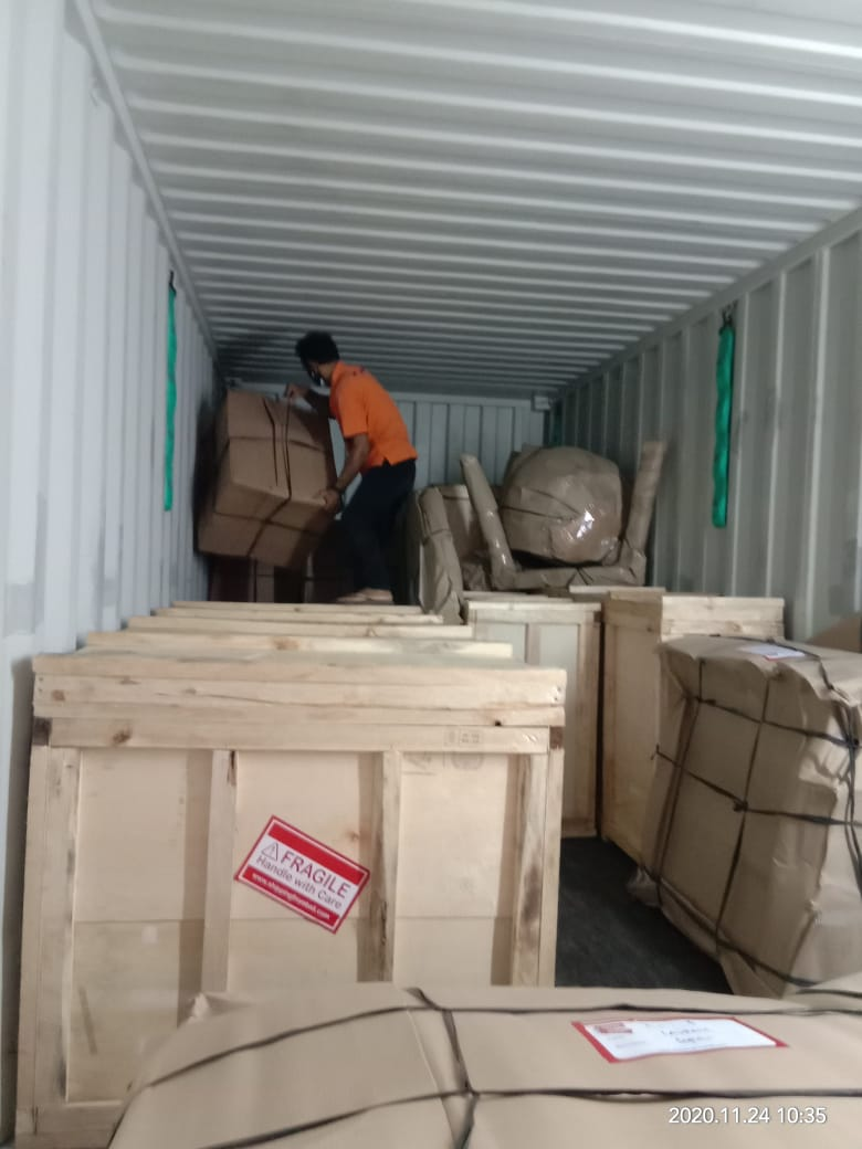Moving Company Bali
