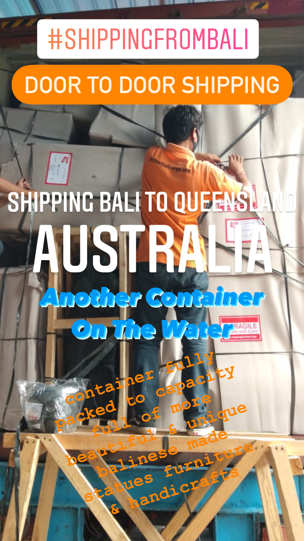 Importing From indonesia To Australia