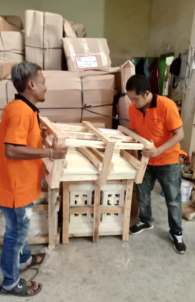 consolidation container Bali to Perth