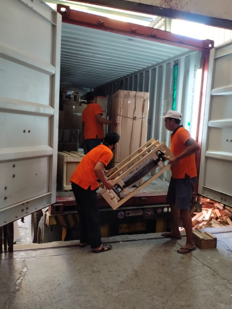 Shipping to Fremantle From Bali