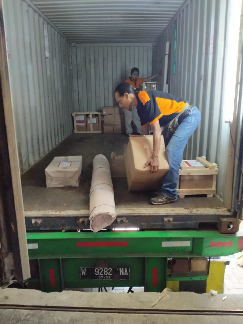 relocation Shipping